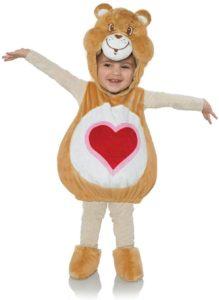 glücksbärchi kostüm kleinkinder